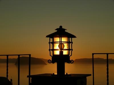 lys i lampa