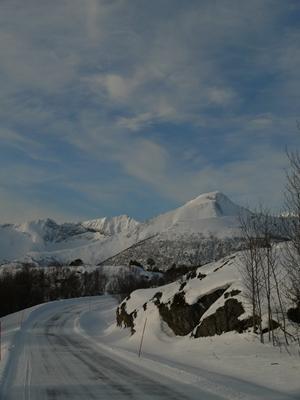Sør Senja fjell